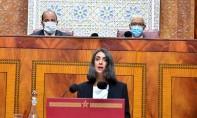 PLF 2022 : Nadia Fettah Alaoui présente ses arguments devant le Parlement