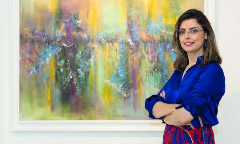 Majda Chraïbi dans sa quête de l'insaisissable
