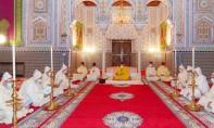 S.M. le Roi, Amir Al-Mouminine, célèbre une veillée religieuse en commémoration de l'Aïd Al-Mawlid Annabaoui Acharif