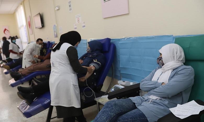 Don de sang : Les critères d'éligibilité ne changent pas pour les vaccinés à la troisième dose anti-covid