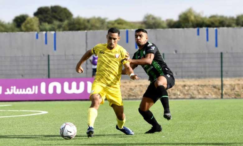 Après un ralentissement lors des deux dernières journées, le Stade marocain a renoué avec la victoire face à l'IZK.