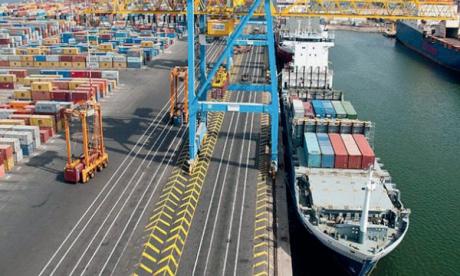 Le port de Casablanca certifié ISO 14001 : V2015