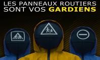 Sécurité routière : quand NARSA s'inspire de « Squid Game »