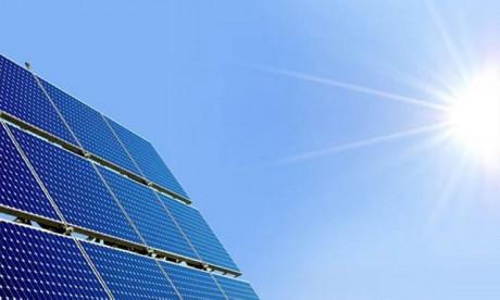 Projet solaire Noor Tafilalet : La centrale Erfoud de 40 MW en marche