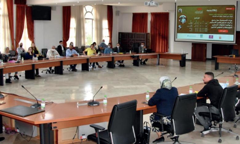 Larache : Opération de sensibilisation aux programmes d'appui aux entreprises