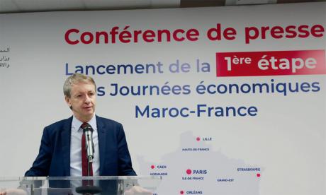 L'escale de Paris porte sur le thème «Transformation digitale : levier de la croissance économique».