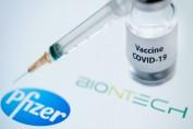 Covid-19: une dose de rappel de Pfizer/BioNTech efficace à 95,6%