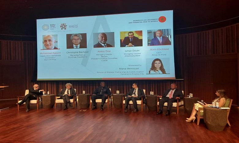 Dubaï Expo 2020 : Le Maroc, un hub financier et d'affaires pour l'Afrique