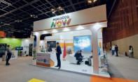 Le Gitex a connu la participation de près de 4.000 entreprises représentant 140 pays.