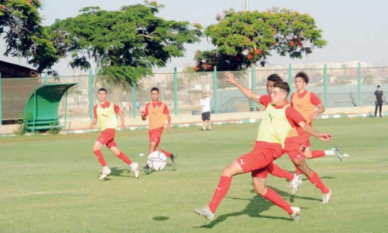 Équipe nationale U20 : Une victoire et un match nul face au Mozambique