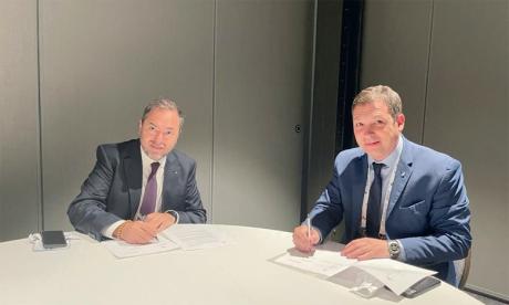 Ce protocole de coopération a été signé par le PDG de RAM, Hamid Addou, et le PDG d'El Al, Avigal Soreq, en marge de la 77e AG de l'IATA à Boston.