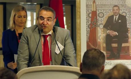Imad Berrakad, directeur général de la SMIT.