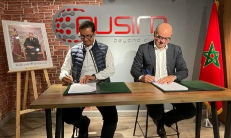 Innovation et Formation : le GAM et l'Ausim signent une convention de partenariat