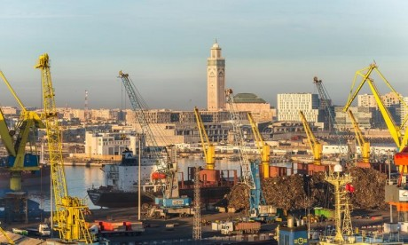 La Capitainerie du port de Casablanca obtient la certification ISO 14001