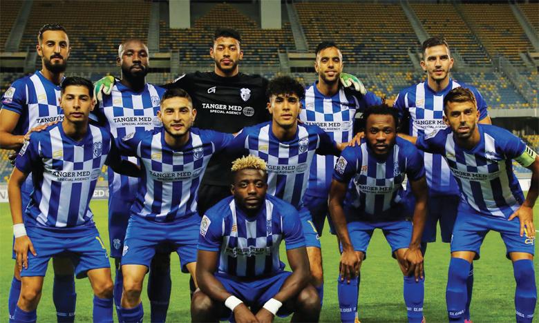 Les joueurs de l'Ittihad de Tanger ont observé plusieurs sit-in cette année pour réclamer leurs salaires et primes impayés.