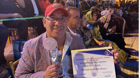 Trois films marocains primés au Festival du cinéma  méditerranéen d'Alexandrie