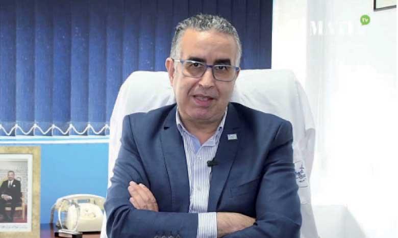 Azeddine Ibrahimi, directeur du Laboratoire de Biotechnologie de la Faculté de médecine et de pharmacie de Rabat.