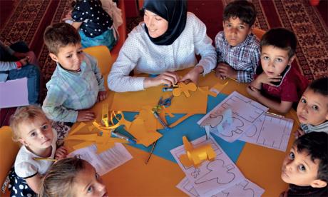 Sidi Slimane : Près de 4.000 enfants bénéficiaires du préscolaire en milieu rural