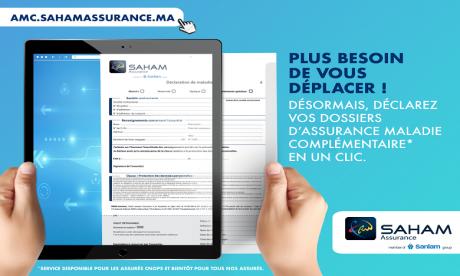 Digitalisation : Saham Assurance dématérialise deux nouveaux services