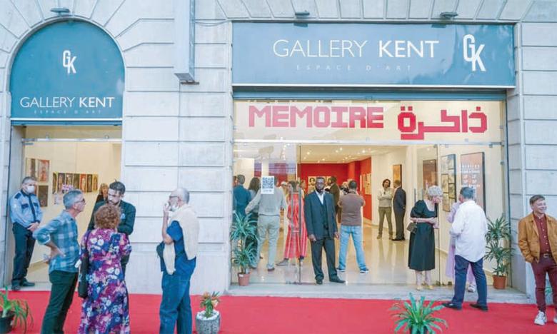 Messari, Garcia, Chaoui et Prentice : Quatre artistes-peintres pour faire revivre la mémoire de Tanger