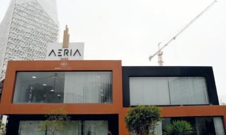 Doté d'une superficie de 25.000 m², il devrait accueillir pas moins de 80 signatures et marques internationales