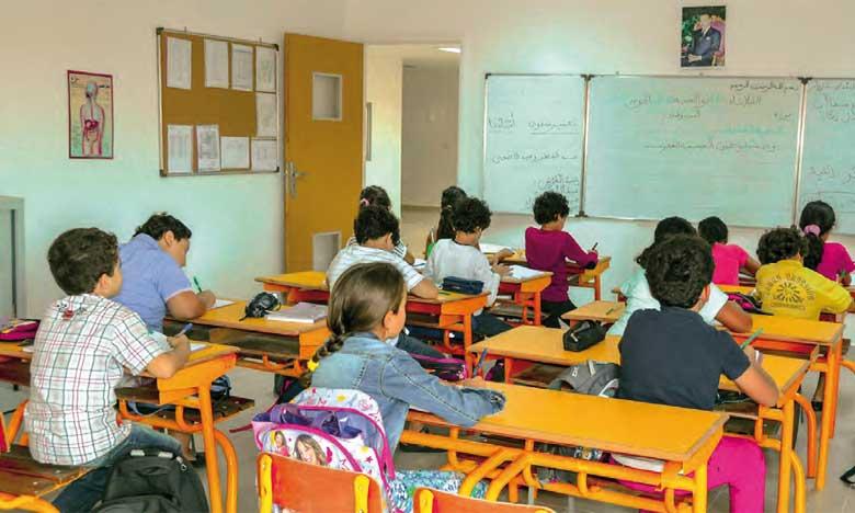 Education non formelle  : 67.000 jeunes déscolarisés ciblés au titre de l'année 2021-2022
