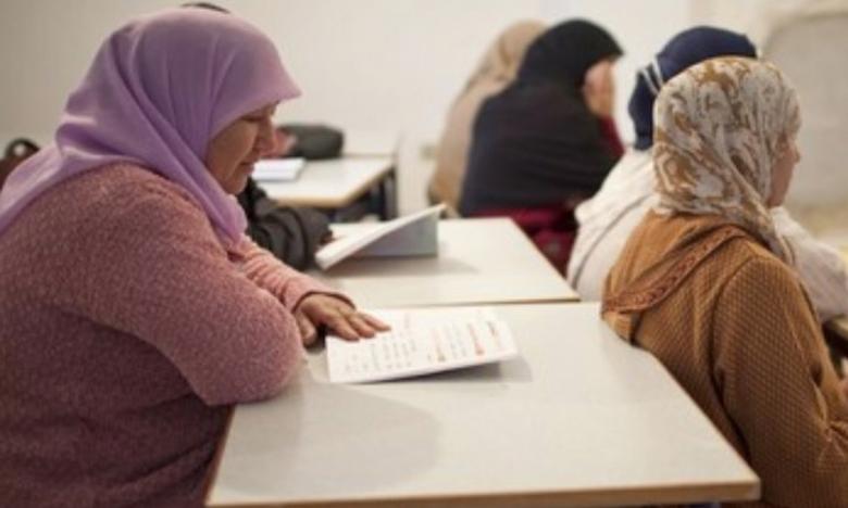 Programmes d'alphabétisation : Les bénéficiaires plus nombreux malgré la pandémie