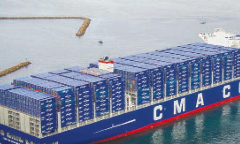 CMA CGM maintient les prix des soutes sur les services RoRo Sud pour le Maroc