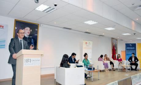 L'ENSAM Casablanca prend part à la Huawei ICT Competition