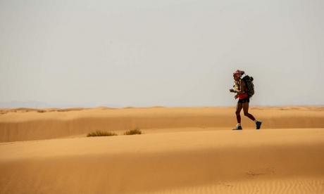 Marathon des sables : La 35e édition endeuillée, Mohamed El Mourabity vole la vedette