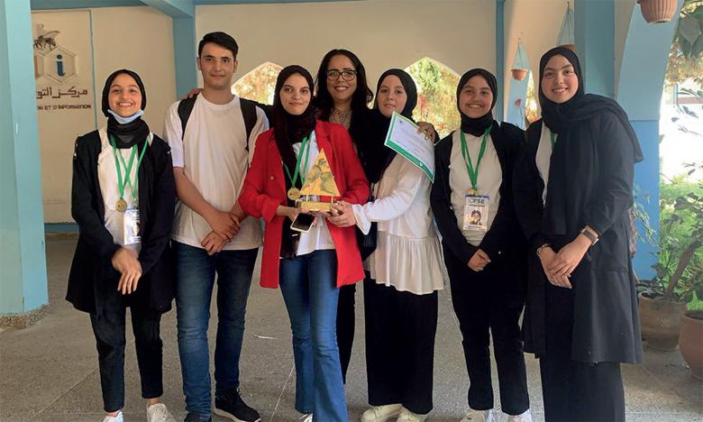 Vivo Energy Maroc récompense un projet  solaire développé par des lycéens