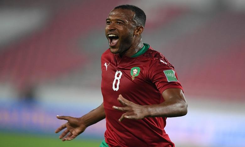 Eliminatoires Mondial-2022 : le Maroc se qualifie pour les barrages après sa victoire face à la Guinée