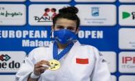 Judo : Sara Harachi remporte l'or à l'Open européen de Malaga