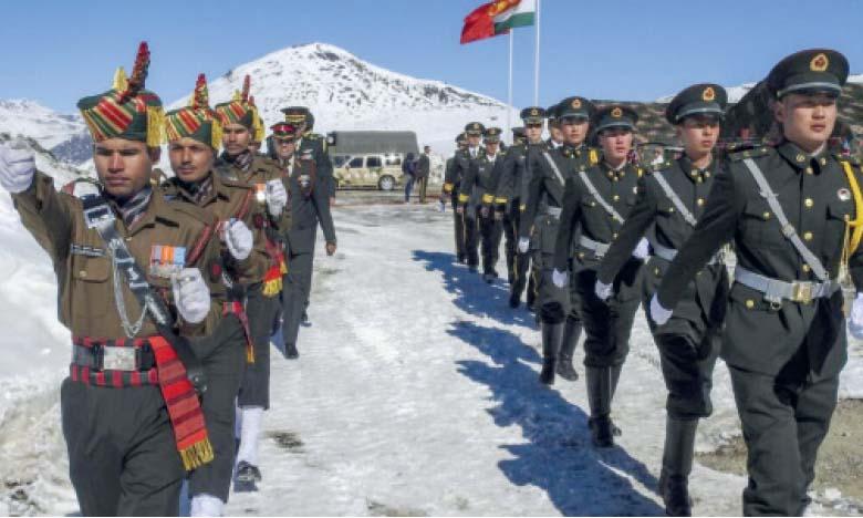 Conflit frontalier : Échec des négociations entre l'Inde et la Chine