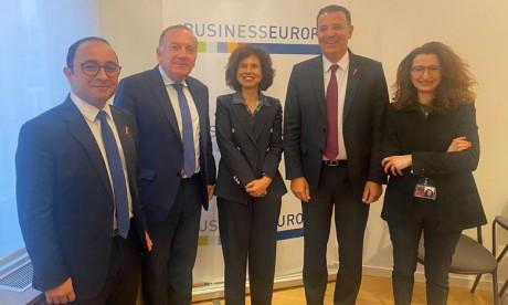 Les patronats marocain et européen unis pour la modernisation du cadre de leurs relations commerciales et d'investissement