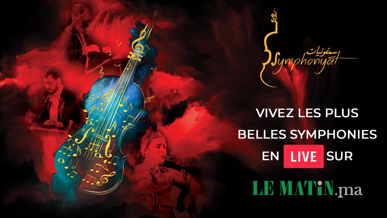 Live : Symphonyat en live sur Le Matin