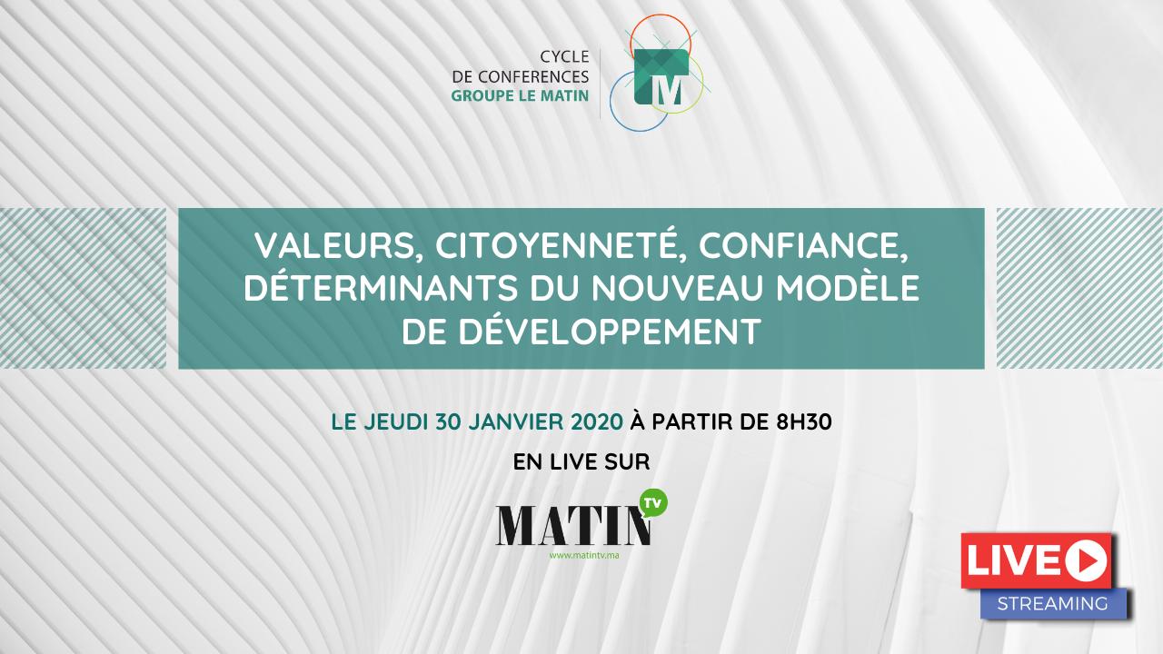 Live : Modèle de développement : quelle place pour les valeurs ?