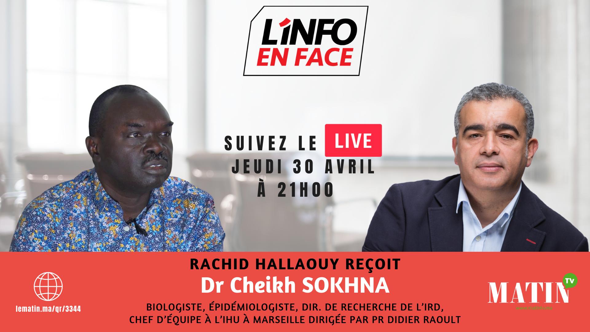 Live : L'Info en Face Cheikh Sokhna