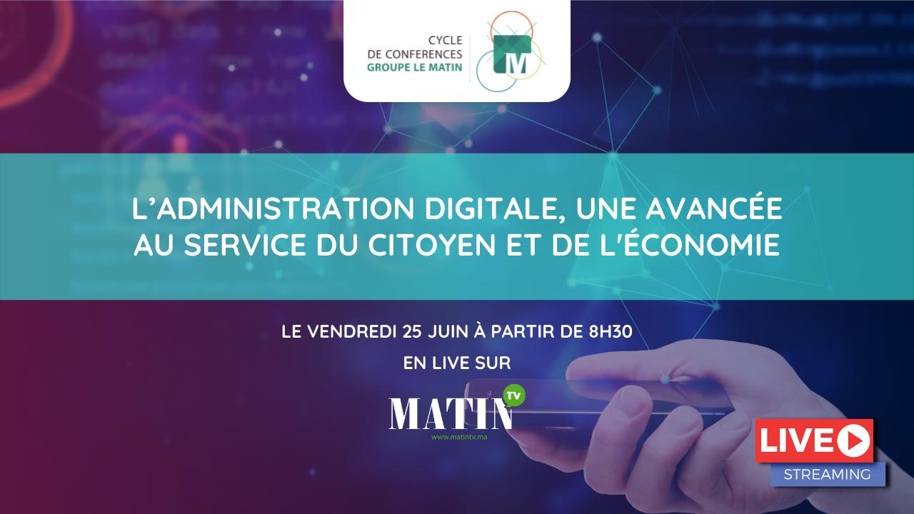 Live : Les Matinales du Groupe Le Matin