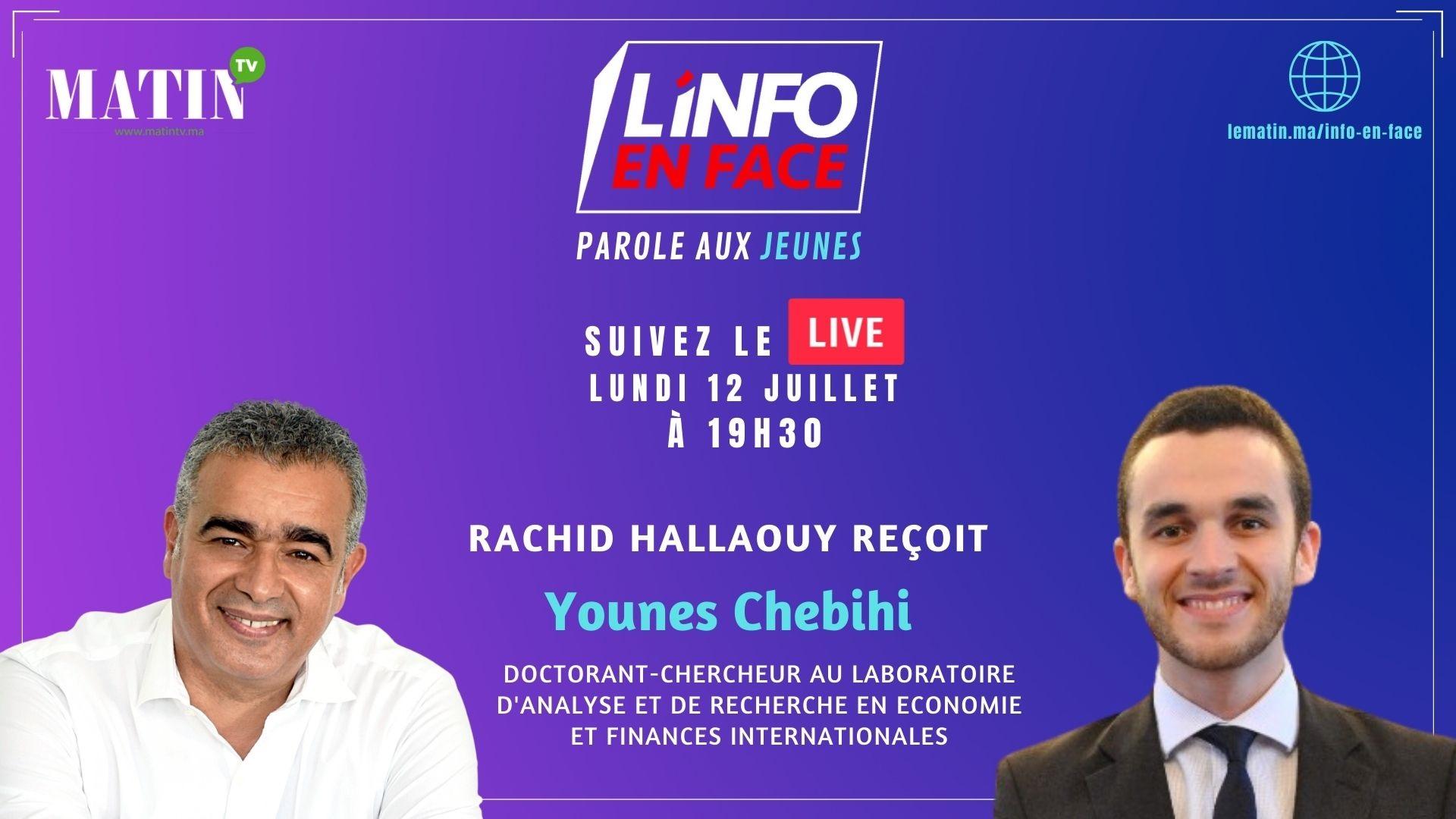 Live : L'Info en Face, parole aux jeunes