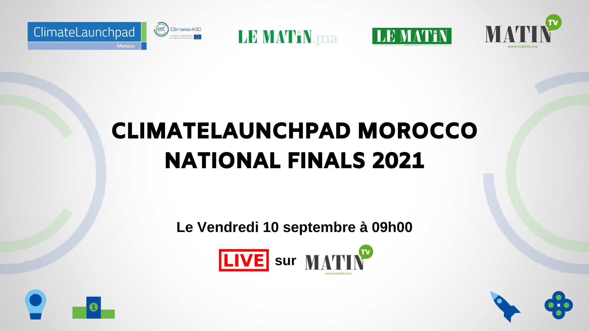 Live : ClimateLaunchpad 2021 : C'est parti pour le concours international de l'innovation environnementale