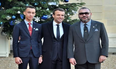 """S.M. le Roi prend part à Paris aux travaux du Sommet international sur le climat ''One Planet Summit"""""""
