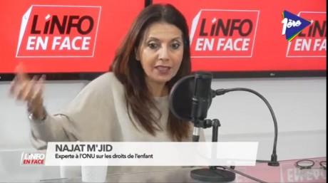 L'info express avec Najat M'Jid