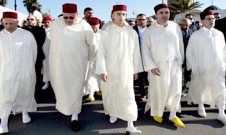 Video : Obsèques à Rabat du poète Ali Skalli Hussaini en présence de S.A.R. le Prince héritier Moulay El Hassan