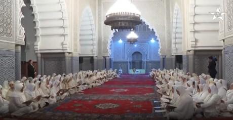 Video : S.A.R. la Princesse Lalla Meryem préside une veillée religieuse en commémoration du 20è anniversaire de la disparition de feu S.M. Hassan II