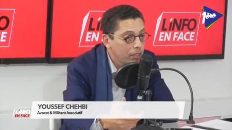 L'actu vue par l'avocat et militant associatif, Youssef Chehbi