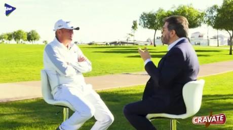 Cravate Club Golf, entreprises et networking au Maroc avec Christophe Harivel