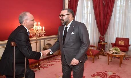 Video : S.M. le Roi reçoit M. Mohamed Bachir Rachdi et le nomme président de l'Instance nationale de la probité, de la prévention et de la lutte contre la Corruption