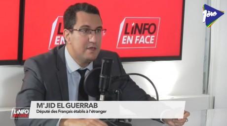 Info en Face : M'Jid El Guerrab à coeur ouvert