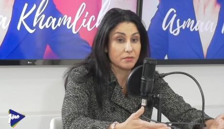 Asmaa Khamlichi est dans Studio Zèbres